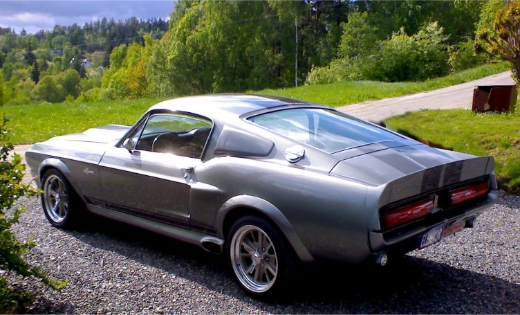 Gone In 60 Seconds Pics Mustang Gt500 Shelby Eleanor